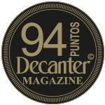 94 puntos, añada 2.016, Decanter Magazine 2.019