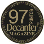 97 puntos, añada 2.015, Decanter Magazine 2.019