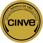 Gold Medal, vintage 2012, CINVE 2.015, Spain