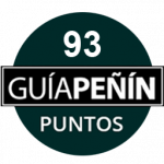 93 Points, vintage 2.009, Guía Peñin 2.012, Spain