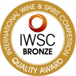 Bronze Medal, vintage 2.013, International Wine Competition 2.016, Germany
