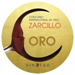 Gold Zarzillo, vintage 2.012, Zarzillo's Awards 2.015, Spain